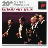 Ensemble Wien-Berlin - Barber:Summer Music for Wind Quintet, Op. 31