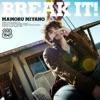BREAK IT! - EP ジャケット写真