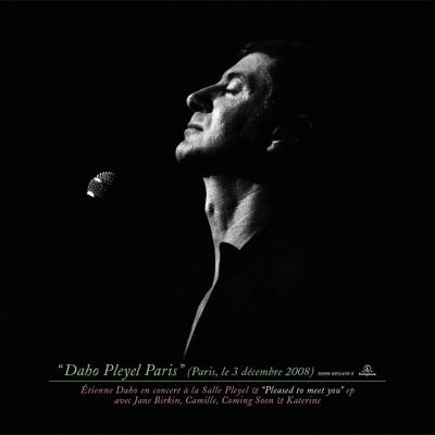 Daho Pleyel Paris - Etienne Daho