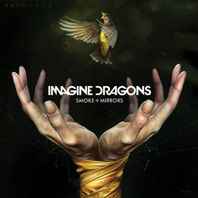 Image result for imagine dragons album cover