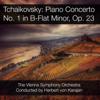Vienna Philharmonic, Herbert von Karajan & Sviatoslav Richter - Piano Concerto No. 1 in B-Flat Minor, Op. 23: III. Allegro con fuoco artwork