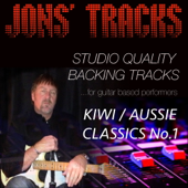 Kiwi / Aussie Classics, No. 1 - Studio Quality Backing Tracks (for Guitar Based Performers)
