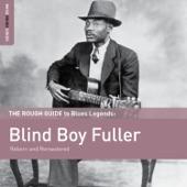 Blind Boy Fuller - Bye Bye Baby Blues