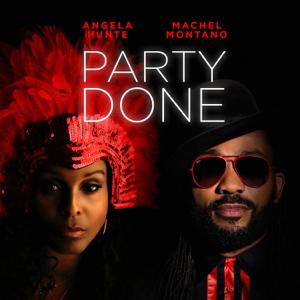 Angela Hunte & Machel Montano - Party Done