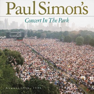Paul Simon's Concert In the Park August 15th, 1991 - Paul Simon