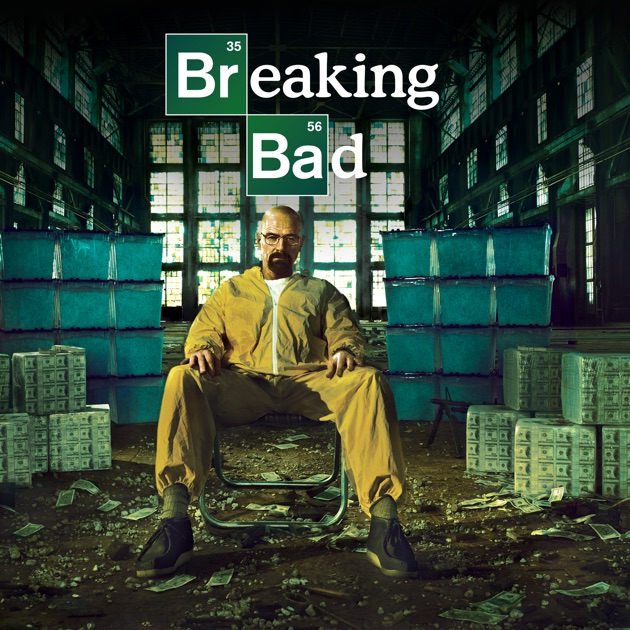 Burning Series Breaking Bad 5