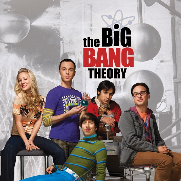 shoupz big bang theory season 3