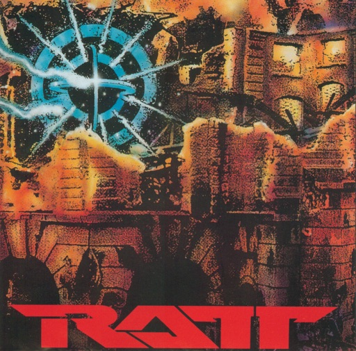 Art for One Step Away by Ratt