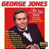 George Jones - Your Angel Steps Out of Heaven
