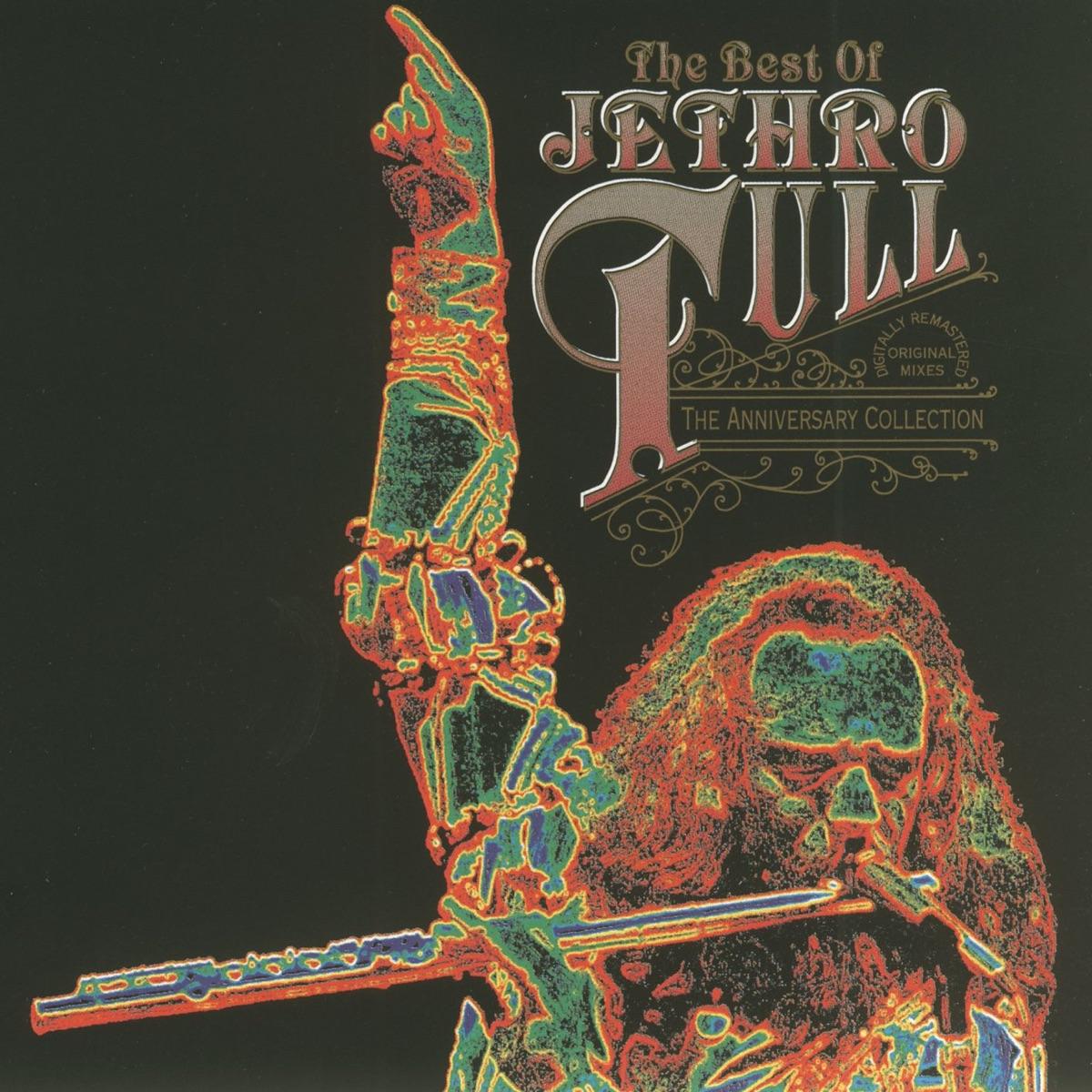 The Best of Jethro Tull Album Cover by Jethro Tull