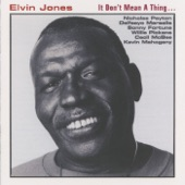 Elvin Jones - A Change Is Gonna Come