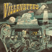 The Villenettes - Blood on the Table