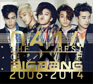 BIGBANG - THE BEST OF BIGBANG 2006-2014