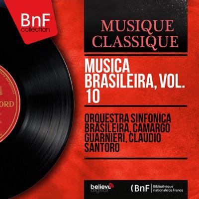 Música Brasileira, Vol. 10 (Mono Version) - Cláudio Santoro