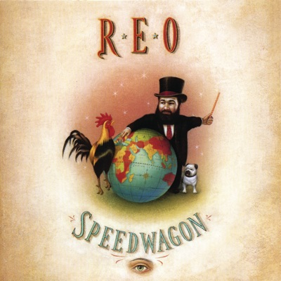 The Earth, a Small Man, His Dog and a Chicken - Reo Speedwagon