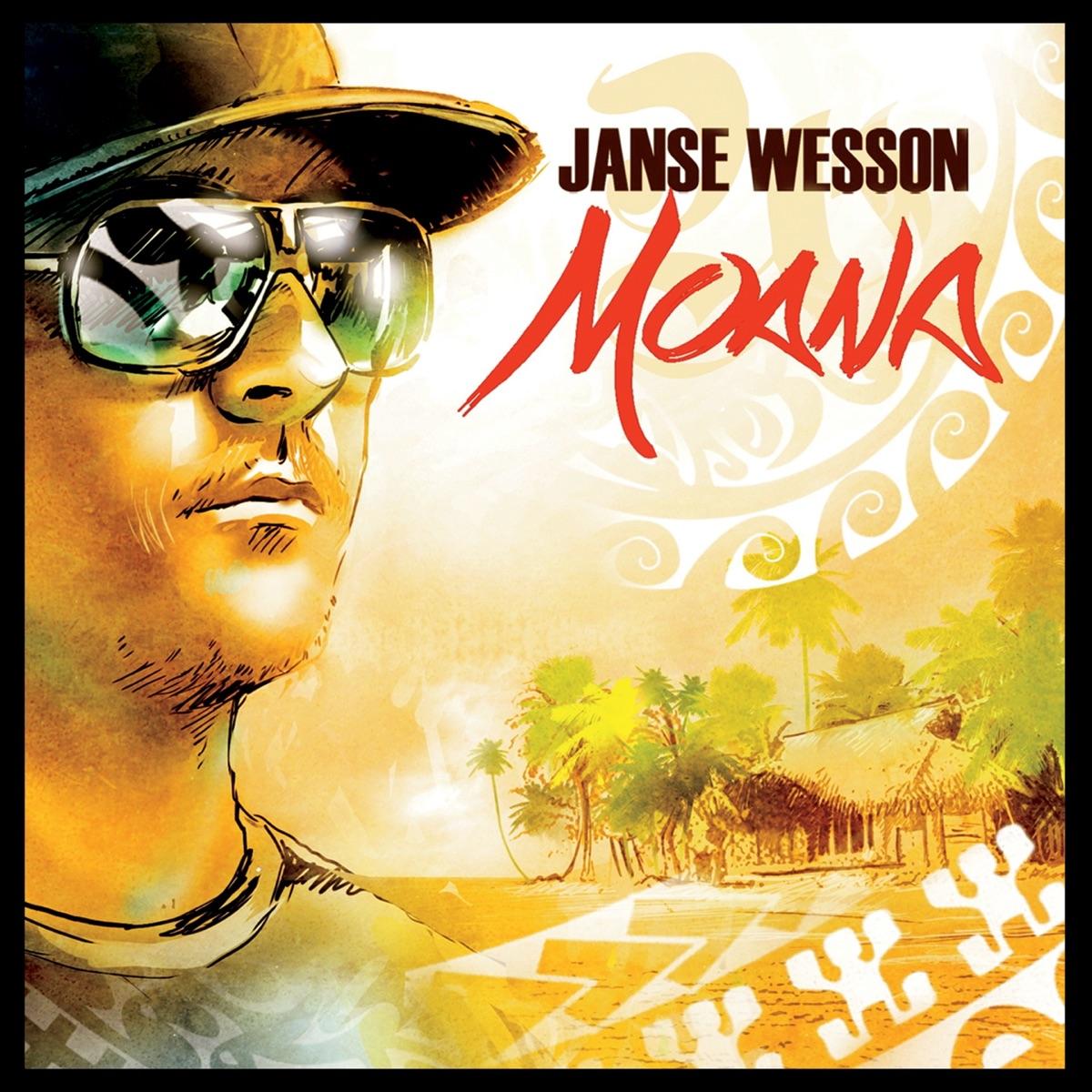 Moana Jansé Wesson CD cover