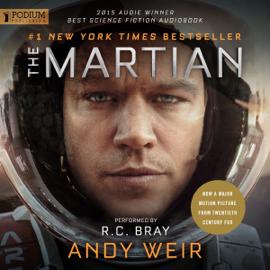 The Martian (Unabridged) audiobook