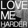 Sofia Karlberg - Love Me Harder artwork