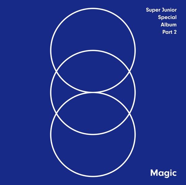 MAGIC – SUPER JUNIOR SPECIAL ALBUM, Pt. 2