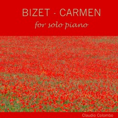 Bizet: Carmen for solo piano