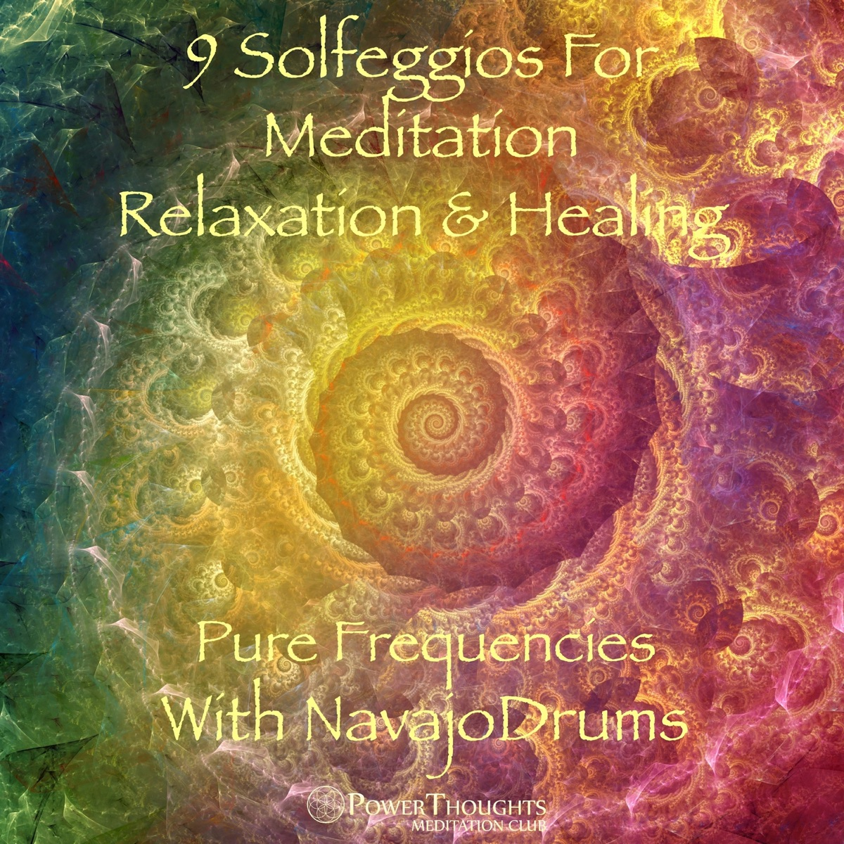 9 Solfeggios For Meditation Relaxation & Healing ➤ Pure