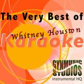 The Very Best of Whitney Houston Karaoke (Instrumental HQ) - EP