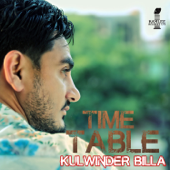 Time Table  Kulwinder Billa - Kulwinder Billa