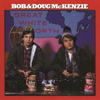 Bob & Doug McKenzie - Great White North  artwork