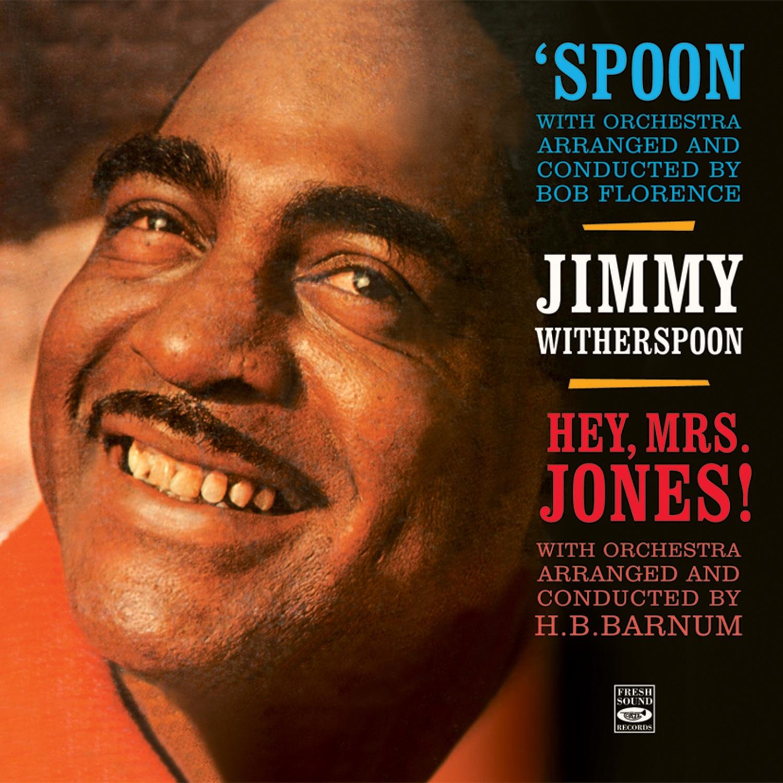 Spoon / Hey, Mrs. Jones! (feat. Gerald Wilson)