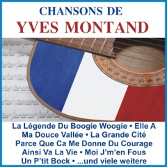 Chansons de Yves Montand
