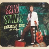 Brian Setzer - Vinyl Records