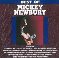 Mickey Newbury - Best of Mickey Newbury artwork