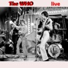 Live, The Who