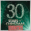 Various Artists - 30 Stars of Christmas: Country artwork