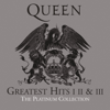 Queen - The Platinum Collection (Greatest Hits I, II & III)  artwork