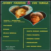 Yogya - Bandung - Evie Tamala & Jhonny Iskandar - Evie Tamala & Jhonny Iskandar