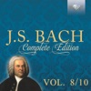 J.S. Bach: Complete Edition, Vol. 8/10