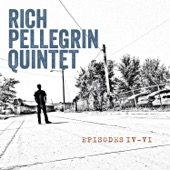 Rich Pellegrin Quintet - Intention