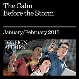 The Calm Before the Storm: Why Volatility Signals Stability and Vice Versa (Unabridged) audiobook