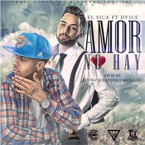 Amor No Hay - Single Mp3 Download