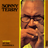 Sonny Terry - Wizard of the Harmonica artwork