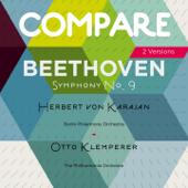 Beethoven: Symphonie No. 9, Von Karajan vs. Klemperer (Compare 2 Versions)