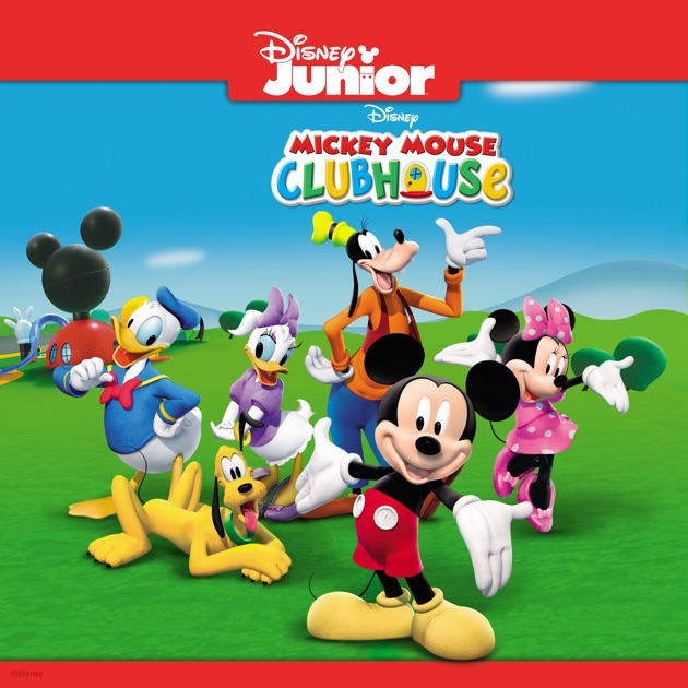 mickey mouse clubhouse vol 9 on itunes
