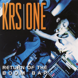 KRS-One - Black Cop