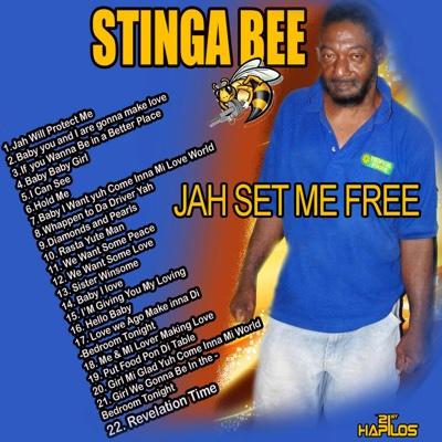 Jah Set Me Free - Stinga Bee album