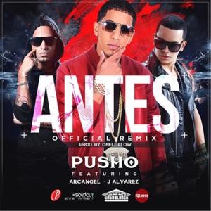 Antes (Remix) [feat. J Alvarez & Arcángel] - Single Mp3 Download
