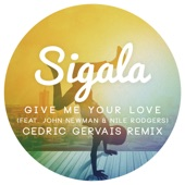 Give Me Your Love (Cedric Gervais Remix Radio Edit) [feat. John Newman & Nile Rodgers] - Single