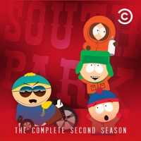 South Park, Season 2 (iTunes)