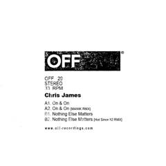 On & On (Manik NYC Remix)