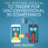 Renee Marchol - The Missing Guide to Tinder for Unconventional 30-Somethings: Dating as Sport and Social Experiment (Unabridged)